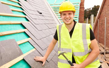 find trusted Caerphilly roofers